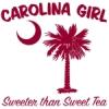 Garnet Carolina Girl Sweeter than Sweet Tea