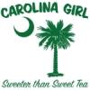 Green Carolina Girl Sweeter than Sweet Tea