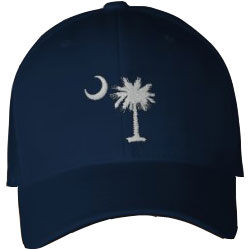 Palmetto Moon Embroidered Hat